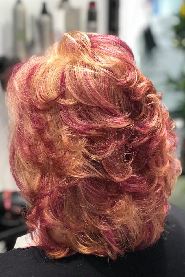 Vogue Hair Colouring