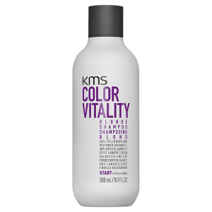 KMS Colour Vitality Blond Shampoo