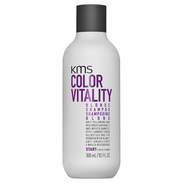 KMS Colour Vitality Blond Shampoo