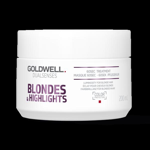 Dualsenses Blonde & Highlights Anti-Yellow 60Sec Treatment