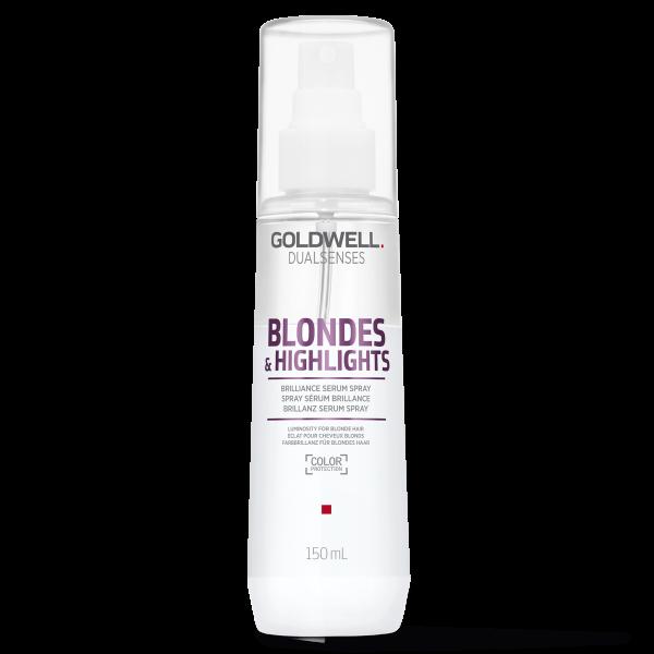 Dualsenses Blonde & Highlights Anti-Yellow Serum Spray