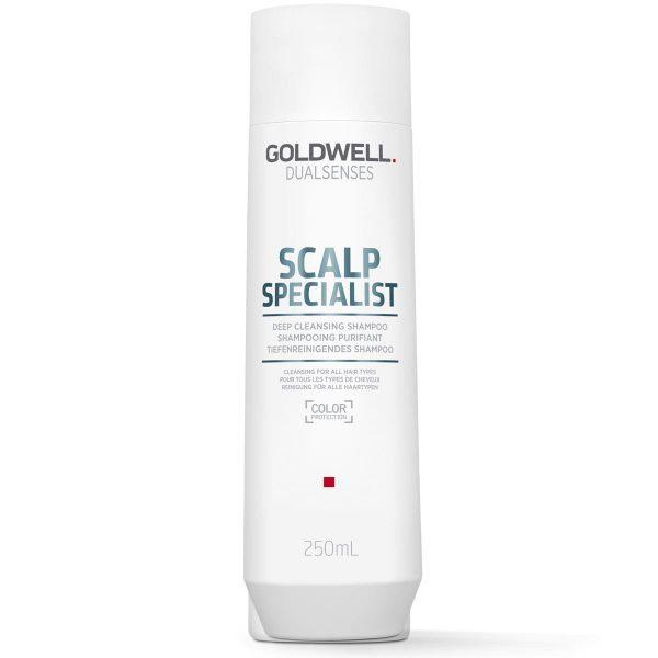Dualsenses Scalp Specialist Deep Cleaning Shampoo